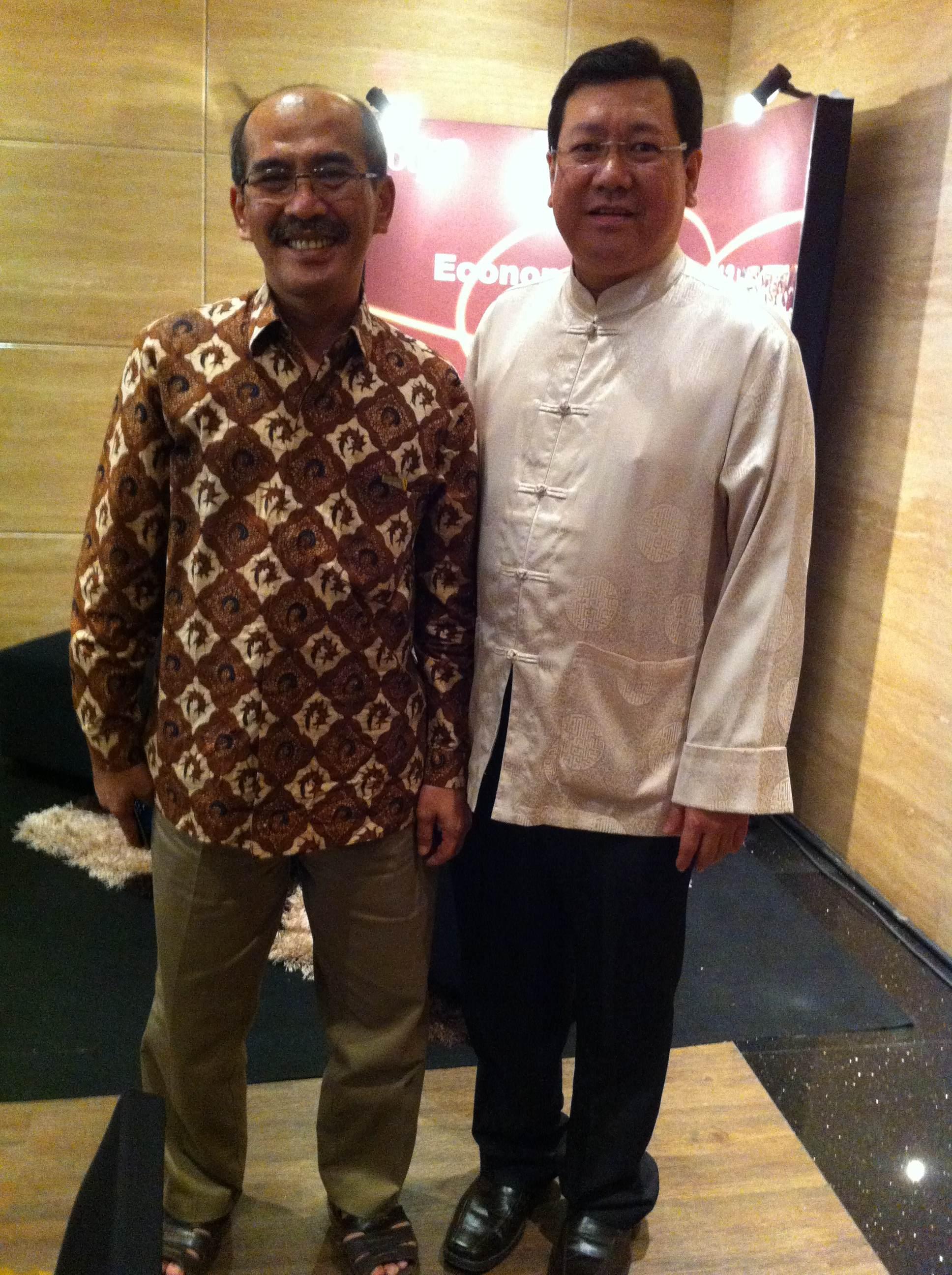 Djohar Koh www.fengshui-koh.com Bapak Irwan Mahjudin Habsjah
